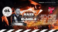 Raze Birthday Rumble@Ypsilon