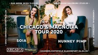 Soia x Hunney Pimp • Chicago&Magnolia Tour@Rockhouse