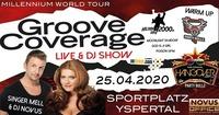Groove Coverage - Live & DJ Show // Millennium World Tour