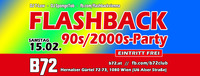 FLASHBACK (90s/2000s)-Party@B72