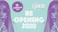 Re-Opening 2020@GEO