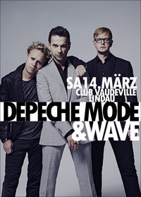 Depeche Mode & Wave@Club Vaudeville