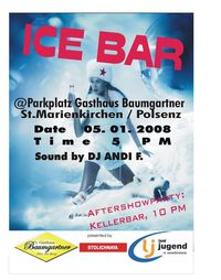 Ice Bar@Gasthaus Baumgartner