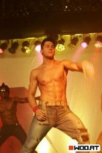 chippendales - these men can ride the whole night ^^