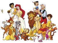 Classic Disney Cartoon Fans