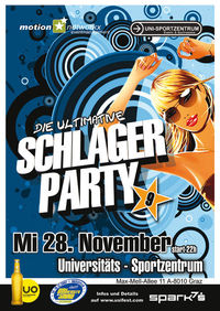 Schlager-Party Vol.9@Uni-Sportzentrum