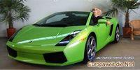 Gruppenavatar von geiler giftgrüner Lamborghini Gallardo