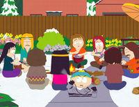 HIPPIES vertragen KEINEN DEATHMETAL !! (zitat von Eric Cartman) :D