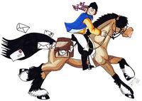 Gruppenavatar von Ich bin ein Mädchen und mag trotzdem keine Pferde