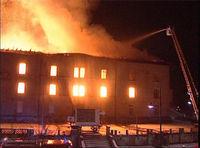 Gruppenavatar von Die Schule sollte ein Objekt für Feuerwehrübungen werden..!