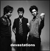 Scout Niblett / The Devastations@Chelsea Musicplace