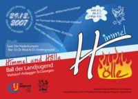 Himmel und Hölle - Ball der LJ Viehdorf@Turnsaal der Volksschule Viehdorf