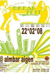 Break Fest@Almbar