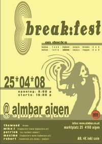 Break:fest@Almbar