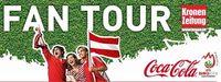 Coca Cola & Krone EM Fan Tour 2008 @Sportplatz