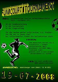 Fun Court Tournament@Fun Court Waldkirchen am Wesen