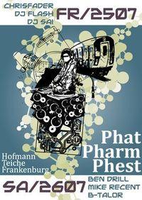 Gruppenavatar von Phat Pharm Phest, wat war das für ein WE??!!??  :-))