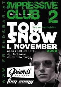 Tom Snow LIVE