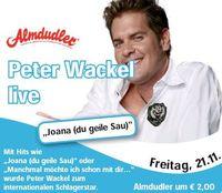 Peter Wackel @Evers