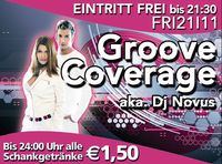 Groove Coverage@Excalibur