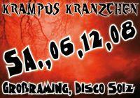 Krampus Kränzchen@Disco Soiz