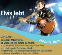 Elvis lebt@Evers