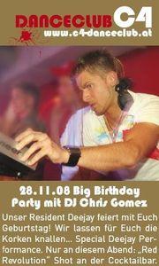 Chris Gomez Birthday Bash
