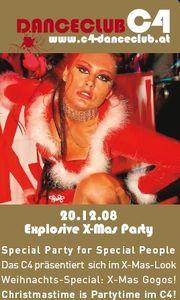 Explosive X-Mas Party