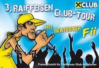 Raiffeisen Club - Tour