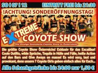Extreme Coyote Show@Excalibur