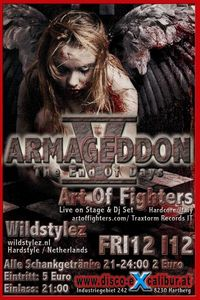 Armageddon - The End of Days@Excalibur
