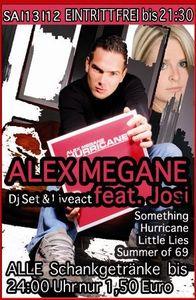 Alex Megane feat Dj Josi@Excalibur