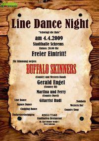 Line Dance Abend + Tequilla Party@Stadthalle Schrems