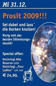 Prosit 2009!!!