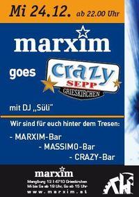 marxim goes Crazy Sepp
