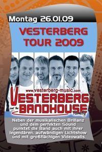 Gerry Vesterberg and Bandhouse Family@Hohenhaus Tenne