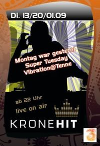 Super Tuesday Vibration@Hohenhaus Tenne