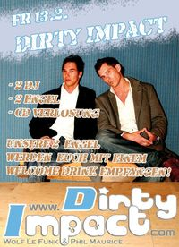 Dirty Impact Club Tour