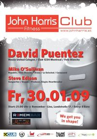John Harris Club