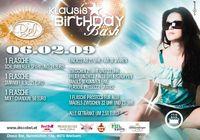 Klausi's Birthday Bash@Disco Bel