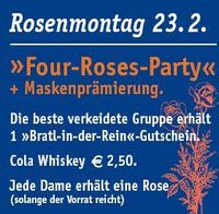 Four-Roses-Party