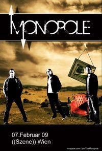 Monopole - Live@((szene)) Wien