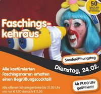 Faschingskehraus@Evers