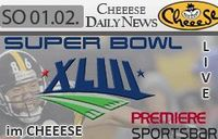Super Bowl Live@Cheeese