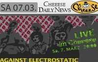 Against Electrostatic@Cheeese
