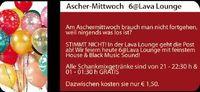 Ascher-Mittwoch 6@ Lava Lounge