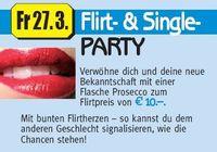 Flirt- & Single Party