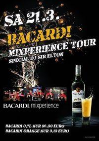 Bacardi Mixperience Tour