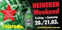 Heineken Weekend