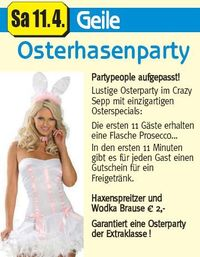 Geile Osterparty
